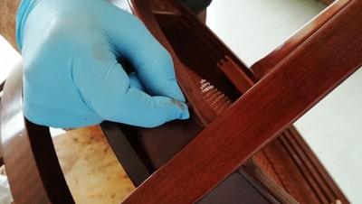 Credenza Per Microonde : Antitarlo microonde e restauri su mobili eseguiti in veneto
